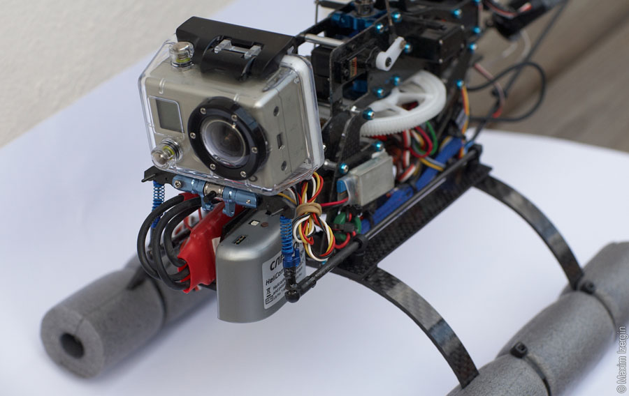 Видеокамера для квадрокоптера своими руками 60